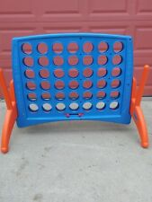 Feber Super Inline Giant Connect Four Yard Game BOARD ONLY