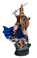 Wonder Woman Statue Iron Studios Prime Scale DC Comics Sideshow 1/3 limited 200