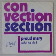 """CONVECTION SECTION Proud Mary RARE 7"""" 1971 jazz HOLLAND John Fogerty"""