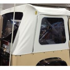 Jeep Cj7 Wrangler Yj Hood Ersatzplane White Denim Tinted Discs Bestop 76-95