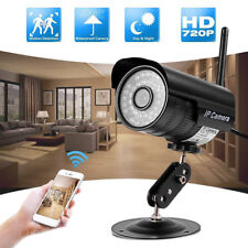 Wireless 720P Outdoor Home Security IP Webcam P2P CCTV Camera Motion Detection