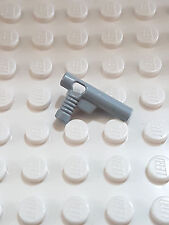 LEGO-MINIFIGURES SERIES X 1 GREY HAND GUN FOR  MINIFIGURES PARTS