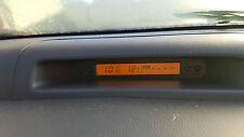 SUZUKI EZ SWIFT / SPORTS RS415/RS416 Interior Clock 73,369Kms 02/2005-2/2011