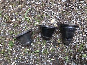 NASH METROPOLITAN Front Coil Spring Cups Bump Stops