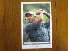 STEWART  CINK     2009  Open  Championship  Winner   Signed  5 X 8  Color  Photo