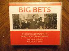 AudioBook: Big Bets Decisions & Leaders that Shaped Southern Company History dub