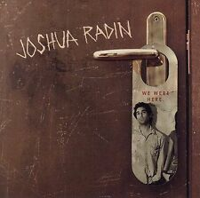 Joshua Radin, We Were Here, Very Good