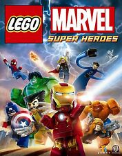 Lego Marvel Super Heroes The Avengers Poster (24x36) - NEW FREE SHIPPING