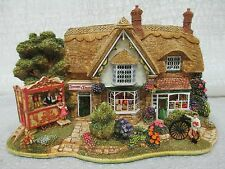 Lilliput Lane Sweets & Treats 2000 Anniversary Cottage Enesco L2315