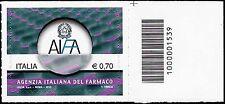 Italia 2013 - Agenzia Italiana del Farmaco - Codice a barre 1539