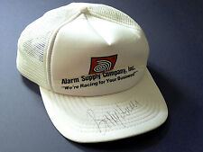 Bobby Unser autographed promo hat