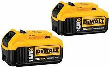 DEWALT DCB205-2 12V Max Li-Ion Battery - 2 Pack