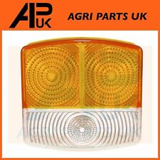Case International 1055XL 1056XL 1255 Tractor Front Side Light Lamp Lens
