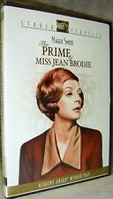 The Prime of Miss Jean Brodie (DVD 2004, Studio Classics) New!•USA•Maggie Smith