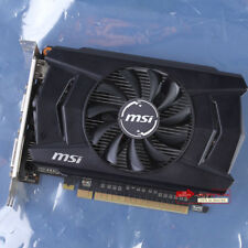 MSI GTX750TI 2 GB DDR5 128bit 5400MHZ Video Gaming Graphics Card