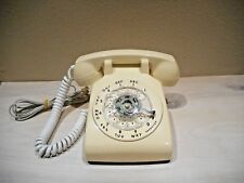 Vintage ITT Rotary Dial TelePhone Yellow Phone
