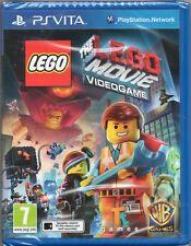 Lego Movie: Jeu Vidéo Game PS Vita Sony Playstation ~ Neuf/Scellé