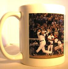 Coffee Mug Derek Jeter NY Yankee StoryBookEnding Final At Bat 3 Photos 11oz