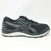 Asics Mens Gel Cumulus 21 1011A551 Black Running Shoes Lace Up Low Top Size 10