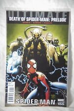 Marvel Comic Ultimate Spider-Man Issue #155 Death of Spider-Man: Prelude