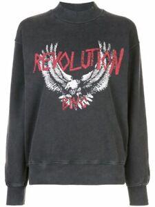 Anine Bing Saint Sweatshirt Revolution