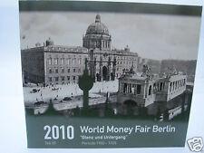 manueduc   HOLANDA  WORLD  MONEY  FAIR  BERLIN  2010  Sólo 500   Nuevo