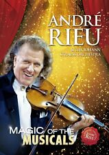 Andre Rieu - Magic Of The Musicals  ** NEW DVD  ** Sealed  Region 0  NTSC