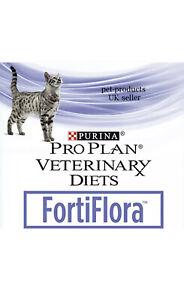 PURINA PRO PLAN FORTIFLORA FELINE CAT PROBIOTIC DIET FOOD SUPPLEMENT 5x 1g