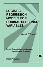 Quantitative Applications in the Social Sciences: Logistic Regression Models for