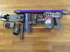 DYSON V7 Motorhead Cordless Vacuum (Without Original Box) - Purple