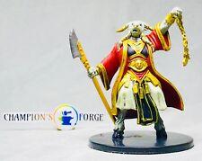 Pathfinder Battles Maze of Death Set Minotaur Cleric #26 Uncommon