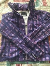 Bench BBQ Jacket Full Zip Ladies Sz L GUC