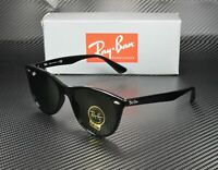RAY BAN RB2185 901 31 Wayfarer II Black Green 55 mm Unisex Sunglasses