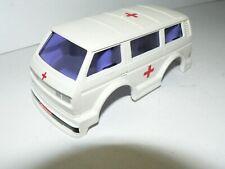 Carrera Strax Karosserie VW Bus T3 Krankenwagen NEU