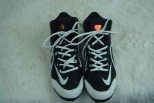 New Nike Air Men's Boys Swingman MVP 2 MID MCS Baseball Cleats 616259 010 SZ 14