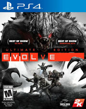 Evolve Ultimate Edition PS4 New PlayStation 4, PlayStation 4
