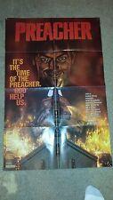 Preacher Garth Ennis, Steve Dillon, Glen Fabry DC Vertigo Retailer Promo Poster