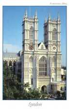 Westminster Abbey, London, England Rare Picture Postcard