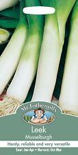 Mr Fothergills - Pictorial Packet - Vegetable - Leek  Musselburgh - 500 Seed