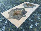 Oushak rugs, Turkish rug, Vintage rug, Handmade rug, Large, Wool   5,1 x 9,8 ft
