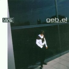 GEB.EL - FROM A DISTANT POINT OF VIEW  CD NEU