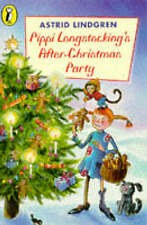 Good, Pippi Longstocking's After-Christmas Party (Young Puffin story books), Ast