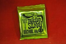 ERNIE BALL 2221 REGULAR SLINKY - JEU DE CORDES GUITARE ELECTRIQUE 10-46