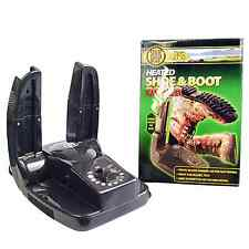 Electric Shoe & Boot Dryer: Eliminate Odors