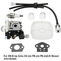 Carburetor Tune Up kit For RB-K106 Echo ES-250 PB-250 PB-250LN Blower A021003660
