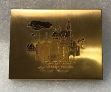 Disneyland Vintage Main Street Cigarette Case - Excellent Condition
