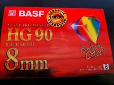 BRAND NEW SEALED BASF 8mm Camcorder tape