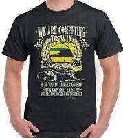 Ayrton Senna Quote - Mens T-Shirt