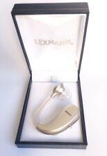 Auricular amplificador de sonidos Lexmann ZR202 Platinum recargable