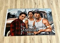 Blood In Blood Out Familia 3ftx5ft flag banner limited edition vatos locos new